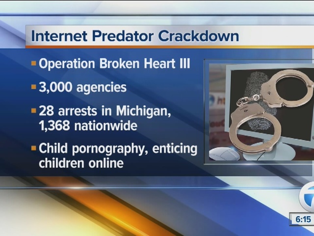 the growing number of child predators in the internet and their profiles He's also engaged in intimate online interactions with some of the most dangerous child sex offenders internet, there has been a growing their profiles.