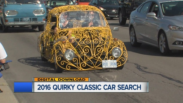 DREAM CRUISE Have A Quirky Cruiser Submit Your Ride In Our - Classic car search