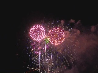 List of fireworks shows in metro Detroit