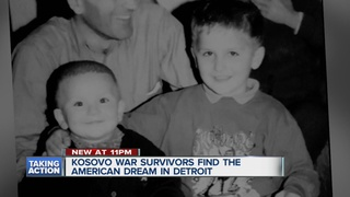 2 brothers escape war to live the American Dream