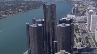 New restaurant coming to top of Detroit Ren Cen
