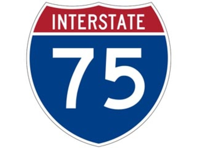 75 >> One Lane Of Sb I 75 To Open Friday From I 96 To Springwells In