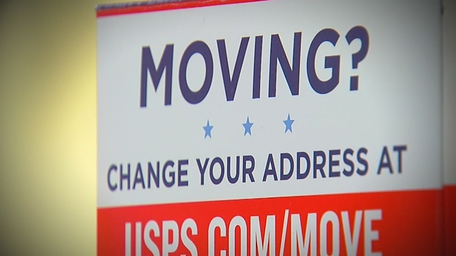 A Post Office Change Of Address Form Could Put You At Risk For Idenity Theft Wxyz
