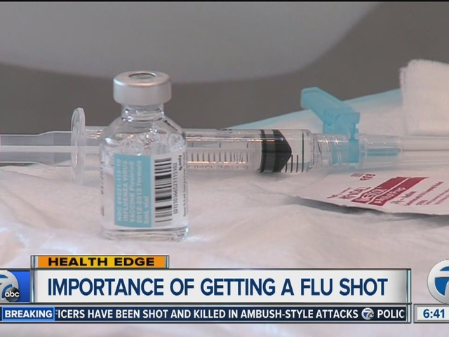 Why it's important to get the flu shot this season