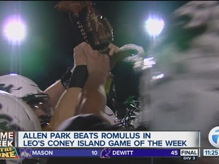 HSFB HIGHLIGHTS: 7 in the Zone District Finals