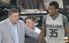 Walker's 29 not enough; Toledo holds off Oakland