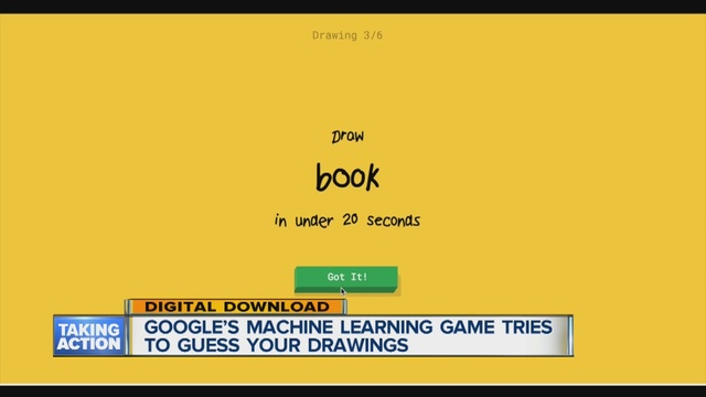 google s machine learning game quick draw tries to guess your