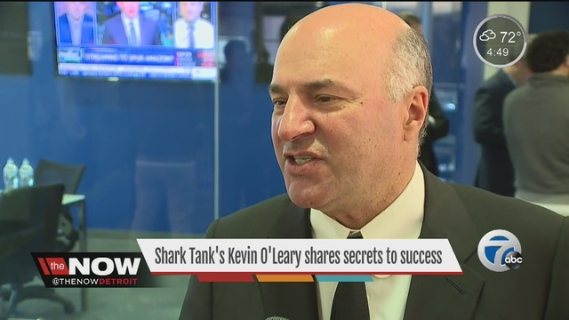 Kevin O Leary Says Shark Tank Is The American Idol Of Venture Capital