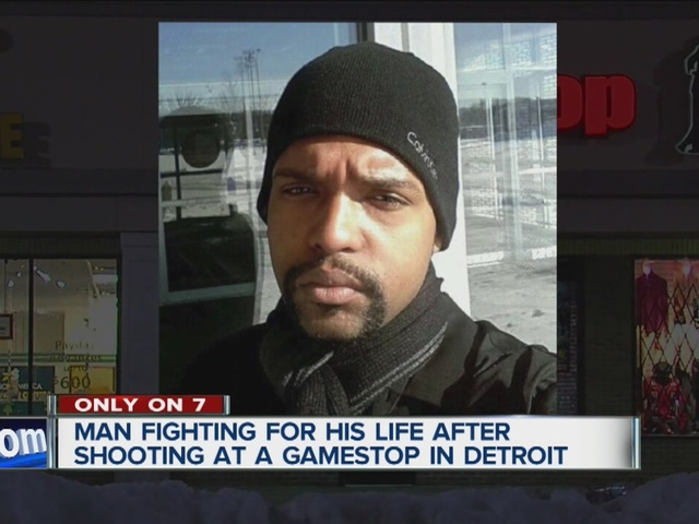 detroit man in critical condition after christmas eve gamestop shooting wxyzcom - Is Gamestop Open On Christmas Day