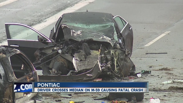 M  Eastbound In Pontiac Reopens After Fatal Accident