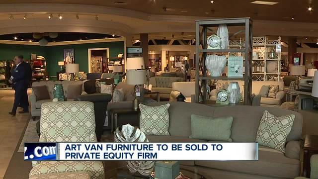 Art Van Furniture Being Sold To Private Equity Firm