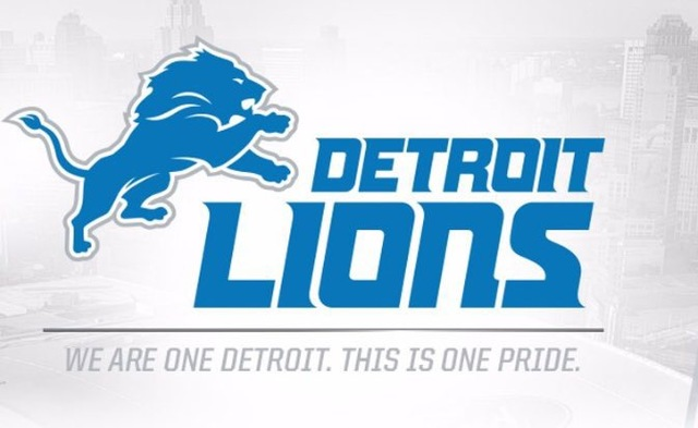 detroit lions ditch black outline in new team logo reveal new uniforms coming april 13 wxyzcom
