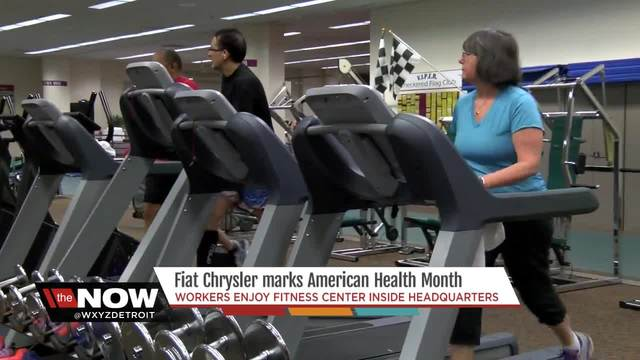 Fiat Chrysler gives behind-the-scenes look at health ...