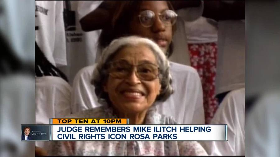 Health Lottery Odds >> Mike Ilitch paid for Rosa Parks' housing for more than a decade - WXYZ.com