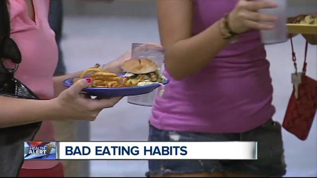 a study of the eating habits of americans By lisa rapaport (reuters health) - americans are adding more whole grains, nuts and seeds to their diets and cutting back on sodas and sugary drinks, a us study suggests while these changes point to some improvements in us eating habits over the past decade, many people still consume too much sugar and.