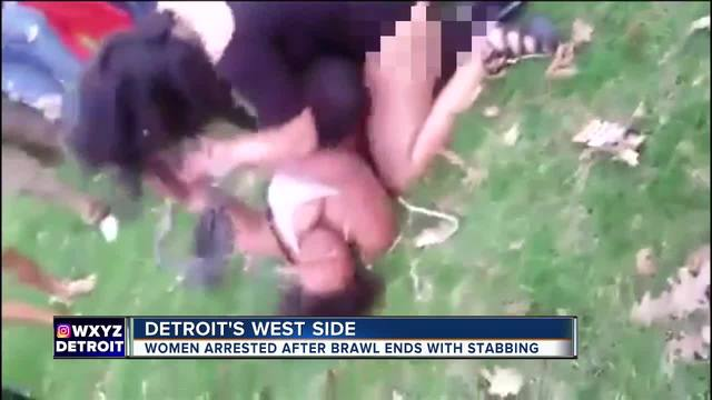 Two Women Arrested After Brawl At Metro Detroit Park Ends