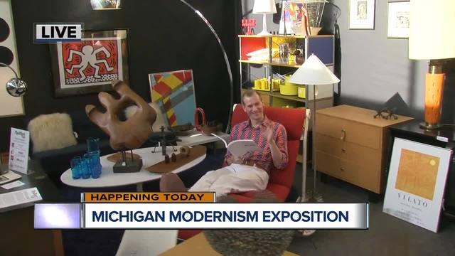 Southfield Pavilion To Host Michigan Modernism Exposition April 21 23