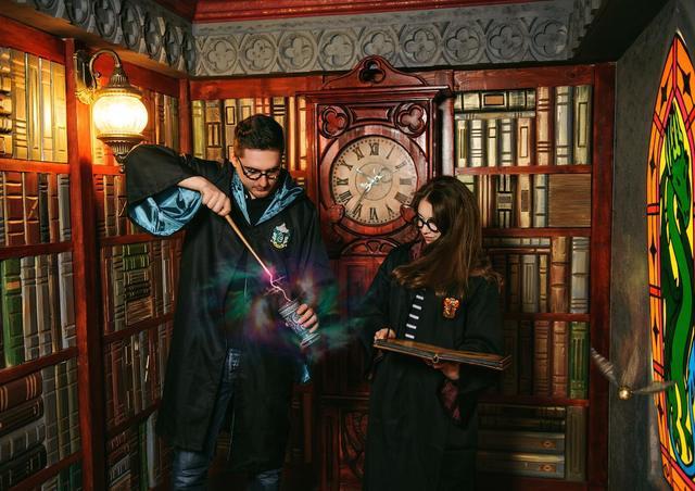 Harry Potter Escape Room Frankfurt
