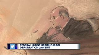 Judge sent dozens of letters in detainee case