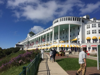 Grand Hotel in running for Best Historic Hotel