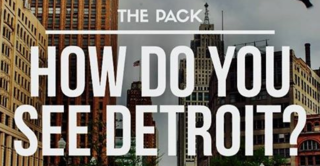 #HowISeeDetroit used in response to Gilbert's ad
