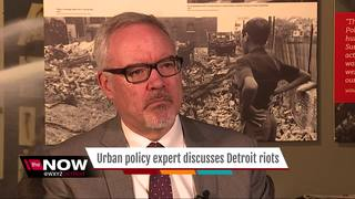 NYU historian Thomas Sugrue on his Detroit