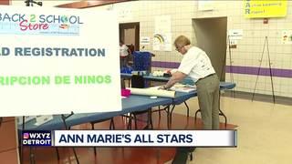 Ann Marie's All Stars: Sharyn Gallatin