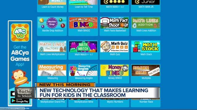 Best teacher-approved apps for back-to-school learning - WXYZ.com