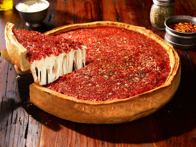 Good Pizza Places Near Me: Chicago Deep Dish Restaurant 'Giordano's Pizza' Coming To