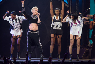 Police warn about fake tickets to P!nk concert