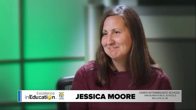 Excellence in Education - Jessica Moore