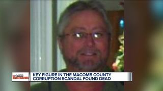 Corruption informant's death being investigated