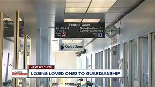 Michigan woman fears losing parents to guardian