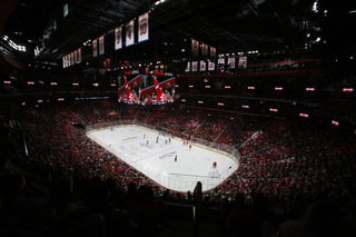 Little Caesars Arena to install black seats