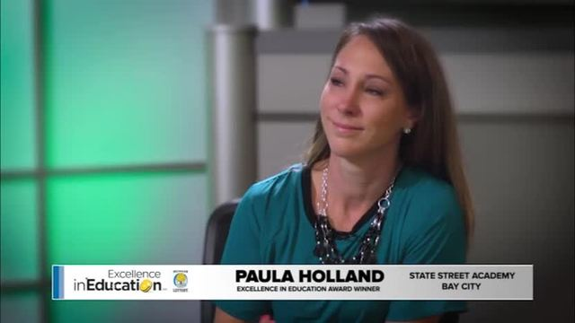 Excellence in Education- Paula Holland