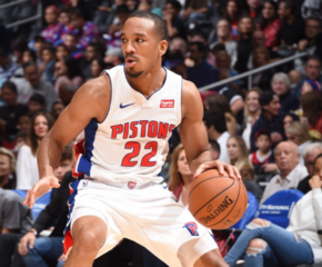 Pistons hand Warriors second home loss of season