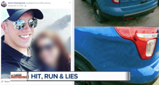 MSP trooper commits hit & run, attempts cover-up