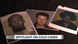 Detroit's Most Wanted: Cold Case Files