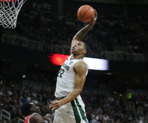 Miles Bridges named best college bball player
