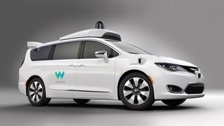 Waymo rolls out autonomous vans