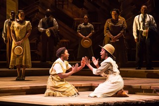 Remarkable music at 'The Color Purple' at Fisher