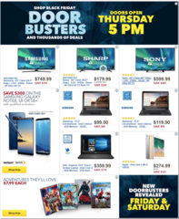 Photos: Best Buy releases 2017 Black Friday ad