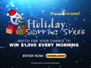 Enter to win: $1,000-A-Day holiday giveaway