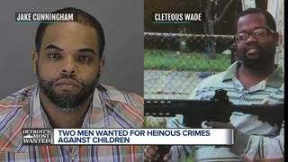 Detroit's Most Wanted: Child sex predators