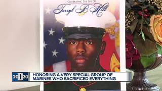 Retired Marine Committed to Building Memorial
