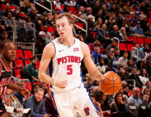Rookie Kennard sparks Pistons in win over Heat