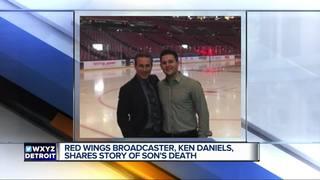 Ken Daniels opens up about son's death