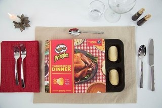 Pringles launches 'Thanksgiving Dinner' pack