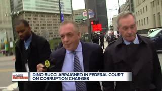 Bucci arraigned; Is Marrocco next?