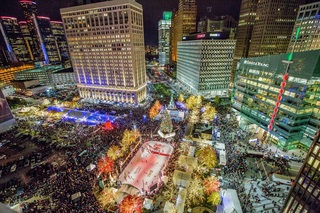 Guide to Detroit's tree lighting tonight